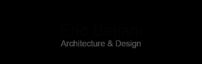 Eric Bejjani - Architecture et Design